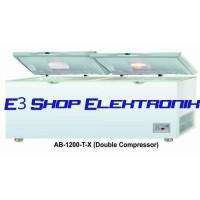 harga Chest Freezer GEA AB 1200 TX / Kulkas Pembeku / Lemari Pendingin Tokopedia.com