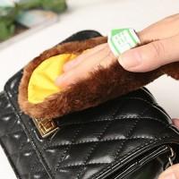 Semir Sepatu Kulit / Leather Shoe Polish terbuat dari wool