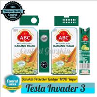 harga Garskin Mod vapor Tesla Invader 3 - ABC Kacang Ijo Tokopedia.com