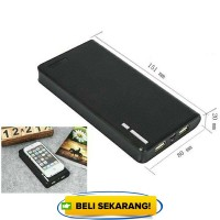 DIY POWERBANK PLUS BATTERY PANASONIC NCR18650 2900MAH X6=1 Harga Murah