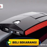 Jual Yoobao Original PowerBank Thunder Transformer 13000mah for Distributor Murah