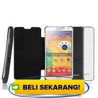 Power Case Flip Cover 5200mAh For Samsung Note 3 N9000 Murah