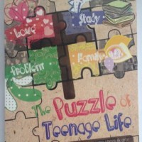 The Puzzle Teenage Life - Grace Suryani Halim