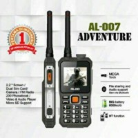hp aldo 007 bs walkie talkie