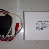 Alarm Sentuh Semua Jenis Motor Sensor Sentuh Anti Air Tanpa Baypas