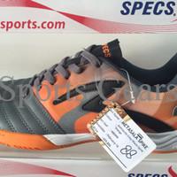 Sepatu Futsal Specs Metasala Spike Grey Orange new 2016 original