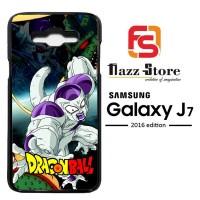 freezer dragon ball Z2641 Casing HP Samsung Galaxy J7 2016 Custom Ca