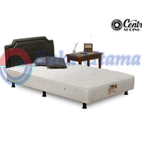Spring Bed Central MultiBed DLX HB Calista 120x200cm Full Set