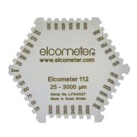 Wet Film Thickness Elcometer 112 Aluminium