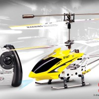 Syma S107G 3.5CH Mini Helicopter Ready To Fly (for begi Diskon