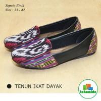 harga Sepatu Wanita | Original | Etnik | Motif | Batik | Flat | Teplek | W22 Tokopedia.com