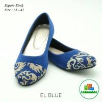 harga Sepatu Wanita | Original | Etnik | Motif | Batik | Flat | Teplek | W10 Tokopedia.com