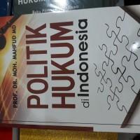 harga Politik Hukum Di Indonesia (prof.dr.moh.mahfud Md) Tokopedia.com