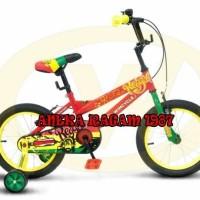 harga Sepeda Anak Bmx 16 Wimcycle ( Cracterregge ) Tokopedia.com