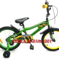 harga Sepeda Anak Bmx 16 Wimcycle (demon) Tokopedia.com