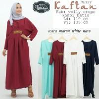 kaftan dress muslimah