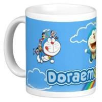 MUG Keramik Tema Karakter Spesial Doraemon