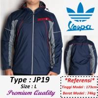 harga BEST SELLER !!! Jaket Harian Motor Adidas Vespa hoodie (JP19) Tokopedia.com