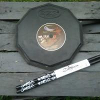 harga Szs Drum Pad Classic 11 Inch+bonus Vcd Lesson Tokopedia.com