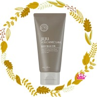 The Face Shop Jeju Volcanic Lava Peel-Off Clay Mask / 50g