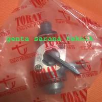harga Fuel Cock Kran Keran Bensin Spare Parts Genset Et 950 Tokopedia.com