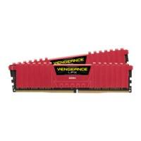 Corsair Vengeance LPX 16GB (2x8GB) DDR4 Red (CMK16GX4M2A2666C16R)