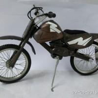 harga Miniatur Motor Trail, unik antik Tokopedia.com