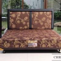SPRINGBED UNILAND BEAUTY BED 1 SET UK 120X200