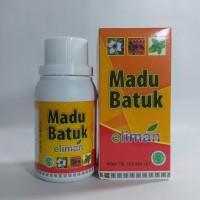 Madu Batuk El Iman / Meredakan Batuk Flu Pilek ( Mengandung Omega 3, 6 & 9 dan Ekstrak Daun Mint )