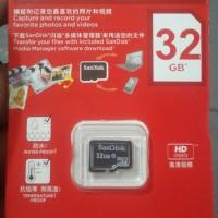 Memory HP MMC Micro SD SANDISK 32GB