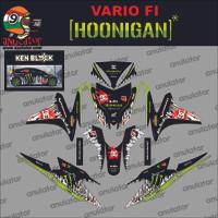 harga Sticker striping motor stiker Full Body Honda Vario FI Hoonigan Spec B Tokopedia.com