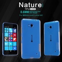 NILLKIN Nature TPU Ultra Thin Air Case Microsoft Lumia 640 Original