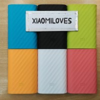 Original Silicon Xiaomi Powerbank / Powerbank 10000 mAh / 10000mAh