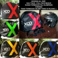 harga Tas Helm XCO/Sarung Helm XCO bisa cantol jok dan slempang Tokopedia.com
