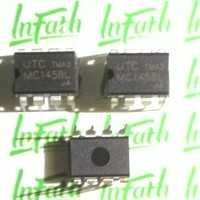 MC1458 LM1458 high performance monolithic dual operational amplifier