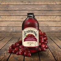 Bundaberg Burgundee Creaming Soda Krim Anggur Merah Import