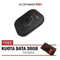 MODEM MIFI 4G LTE SMARTFREN ANDROMAX M3Y KUOTA 30 GB