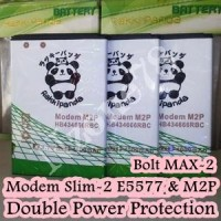 harga Baterai Modem Bolt Slim 2 E5577 Bolt Max 2 M2P Double Power Protection Tokopedia.com