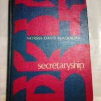 Secretaryship By Norma Davis Blackburn/Original