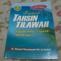 PANDUAN TAHSIN TILAWAH