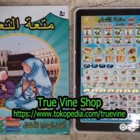 Jual IPAD ARAB (Playpad Anak Muslim) 3 IN 1 (3 Bahasa) Mainan Edukasi Murah
