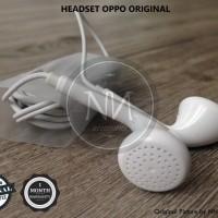 harga HEADSET EARPHONE OPPO F1 F1S F1+ PLUS FIND NEO MIRROR 3 5S 7 ORIGINAL Tokopedia.com