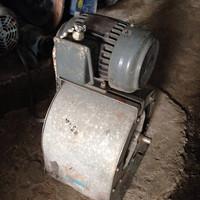 NICOTRA Centrifugal Fan Blower 3/4 HP | 0.56 kW
