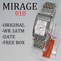 harga Jam Tangan Mirage 010 Original (Rolex AC Alba Guess Swiss Army) Tokopedia.com
