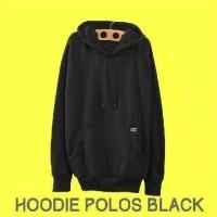 Sweater Hoodie Polos/Distro/Bandung/Jaket/Simple/Pria/Wanita/Grosir