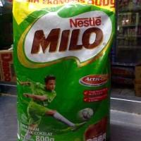 Susu Nestle Milo Active-Go Cokelat 800g | Milo Active Go Coklat 800gr