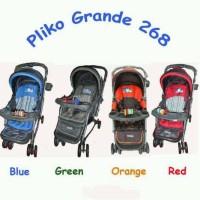Jual Stroller Pliko Grande With 4 in 1 Features kereta dorong bayi stroler Murah
