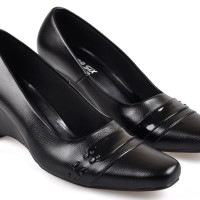 sepatu wanita formal pentofel kerja kantor C6 terbaru elegan