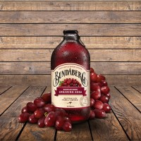 Bundaberg Craft Burgundee Creaming Soda Minuman Soda Import Anggur