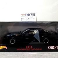 KITT 1:18 hot wheels diecast knight rider die cast k.i.t.t